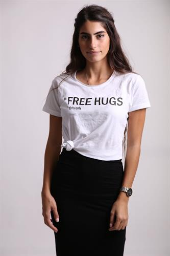 FREE HUGS *girls only - Tshirt