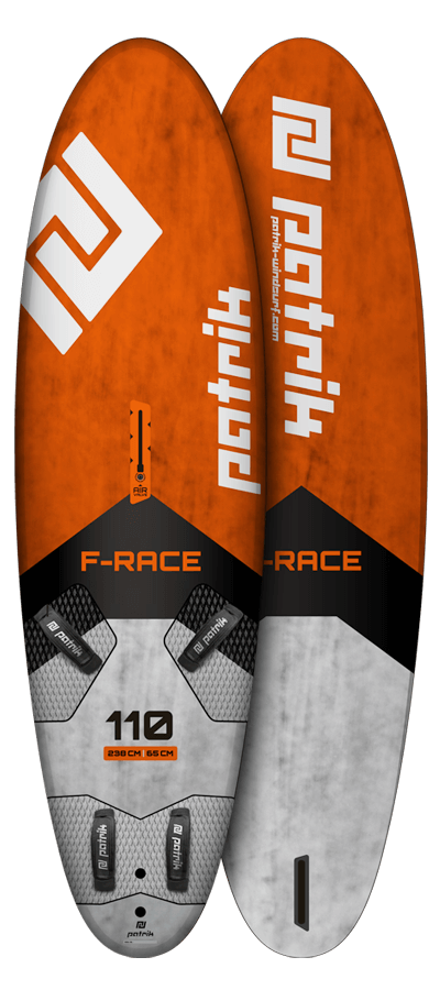 Patrik  f-race carbon kevlar 2021