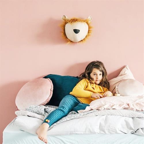 בובת אריה לתליה על הקיר
