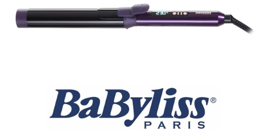 BaByliss מסלסל שיער קרמי מסדרת סנסנטיב דגם C632E