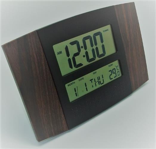שעון קיר / שולחני דיגיטלי גולף GOLF 2818
