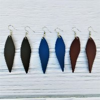 עגילי אליאנה-מגוון צבעים