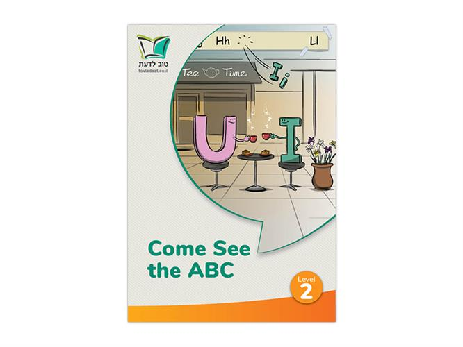 Come See the ABC| Level 2