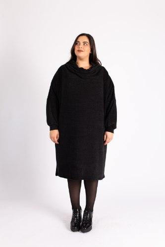שמלת גלרי שחור