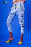 ג'ינס ANTIGO DROP ONE TWO