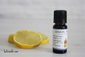 שמן אתרי לימון