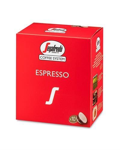 10 קפסולות סגפרדו תערובת קפה אספרסו קלאסית