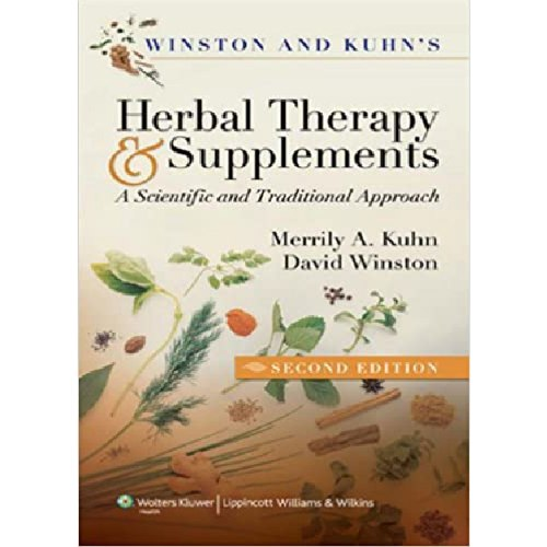 Winston & Kuhn's Herbal Therapy and Supplements : A Scientific and Traditional Approach