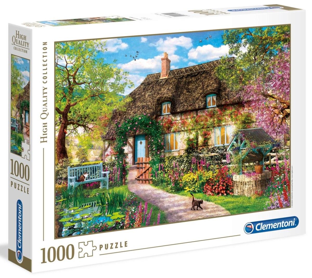 בית בכפר פאזל 1000 חלקים