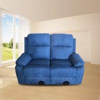 ספה 2+3 מושבים סיאסטה בד כחול