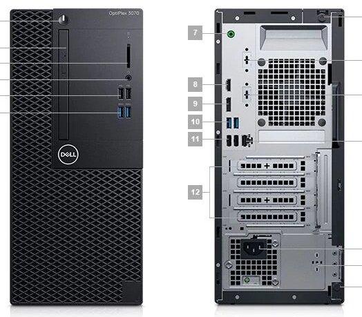 Dell OptiPlex 3070 MT OP-RD33-11552