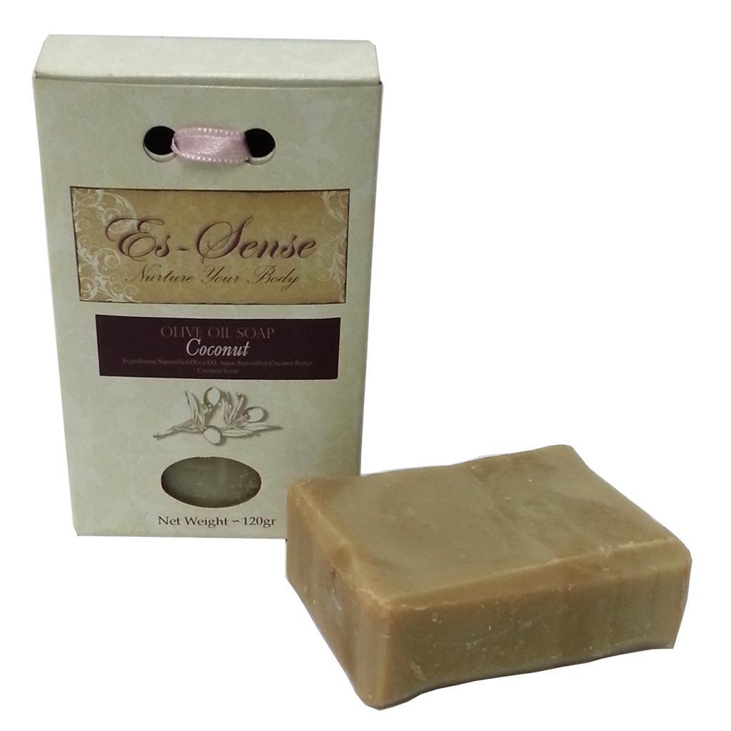 סבון שמן זית קוקוס