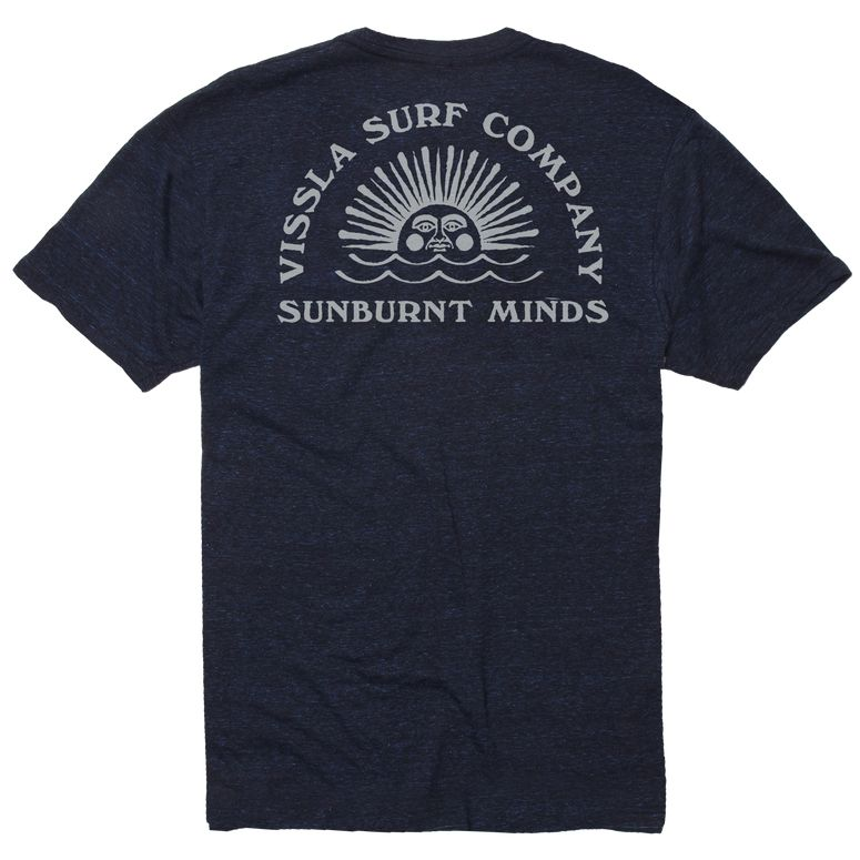 Vissla Temple Of Ra Tee-MID