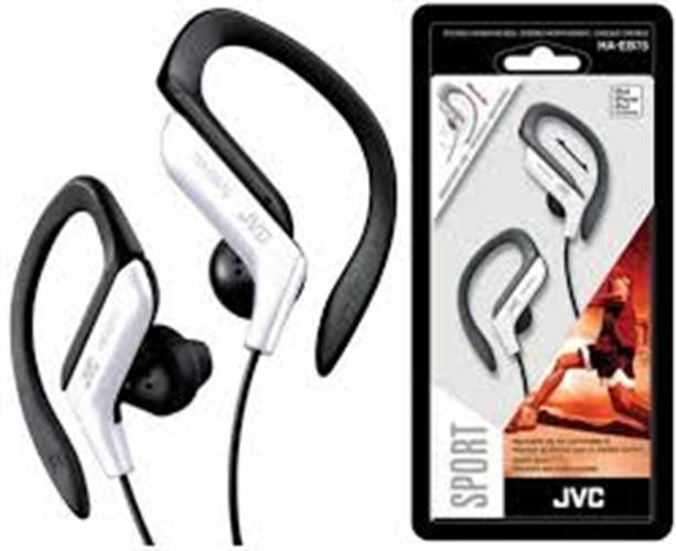 אוזניות חוטיות תלויות על האוזניים JVC HA-EB75