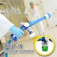 מגביר לחץ מים עוצמתי במיוחד- Multi8gun