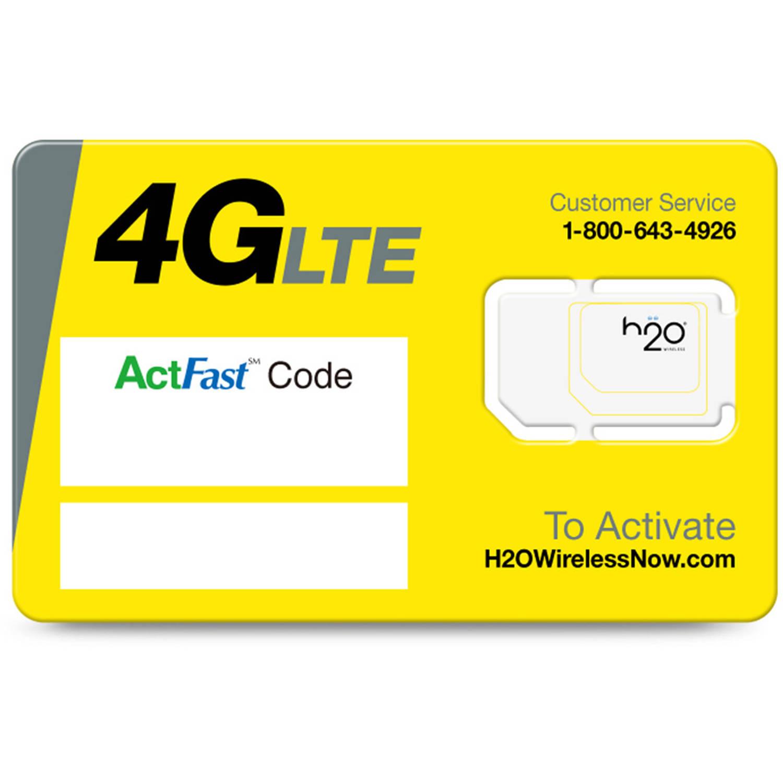 כרטיס סים אמריקאי  בנפח 15 גיגה ברשת at&t