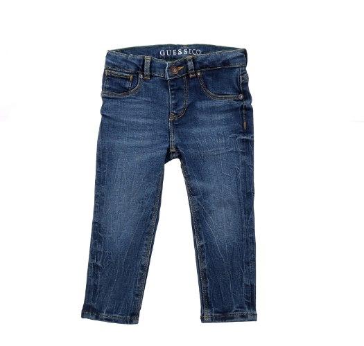 ג׳ינס GUESS כחול משופשף - 3 חודשים עד 7 שנים