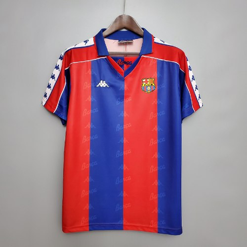 חולצת עבר ברצלונה בית 92-95