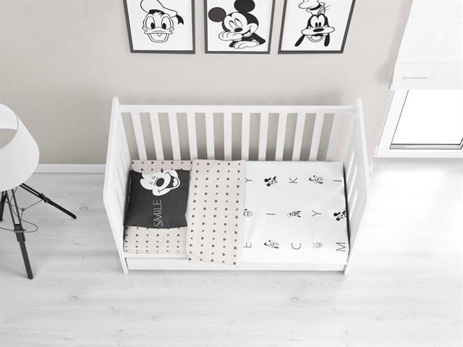 סט מיטת תינוק מיקי וחברים