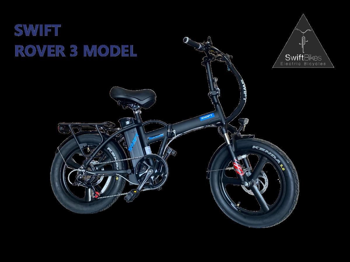 אופניים חשמליים SWIFT ROVER 3 48V 13AH/15.4AH/20.4AH