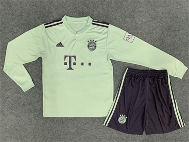 סט משחק חולצת חוץ ארוכה באיירן מינכן  18-19
