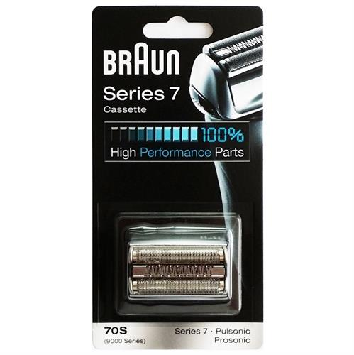 ראש למכונת גילוח בראון 70S 9000 סדרה 7