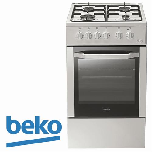 תנור משולב צר beko דגם: FSE-52010DW