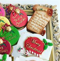 Set of 3 Christmas Stamps