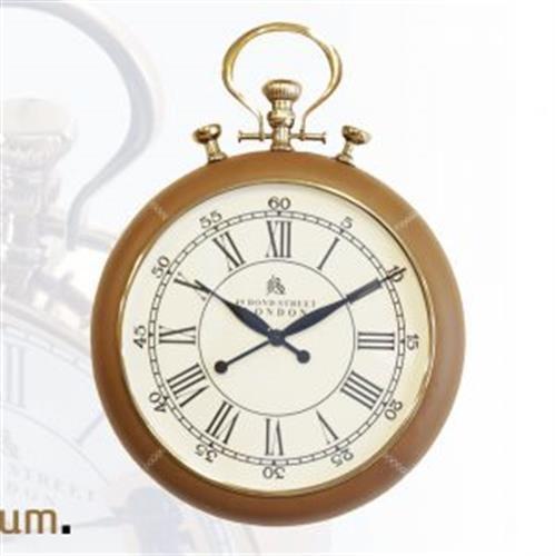 שעון ביג בן LUXURY עם רצועת עור  מידות: 71*16*83