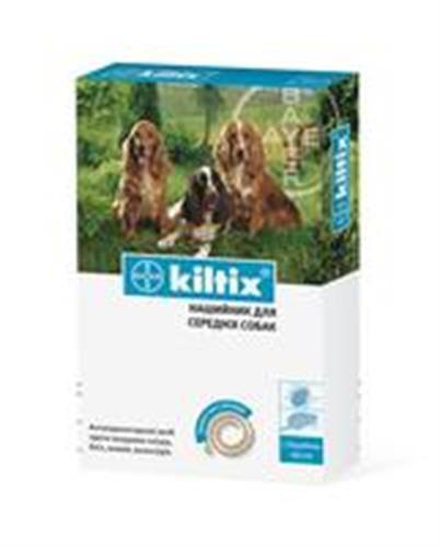 """קולר קילטיקס לכלב בין 8 ק""""ג-20 ק""""ג"""