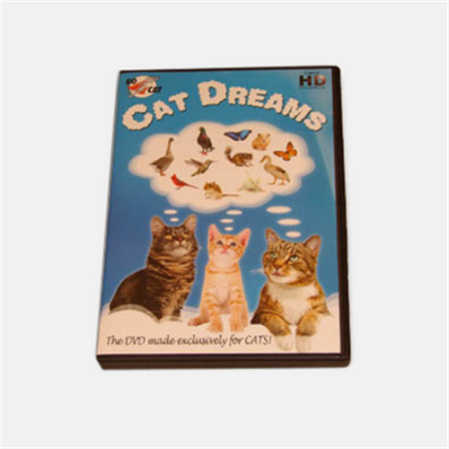 Cat Dreams DVD