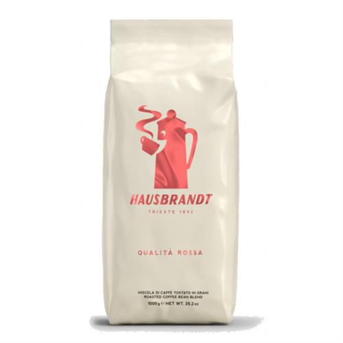 1 קג פולי קפה האוסברנדט רוסה Hausbrandt Rossa