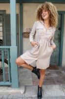 שמלת מיקה בג'
