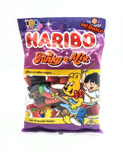 Haribo Funky Mix ,מארז מוגדל