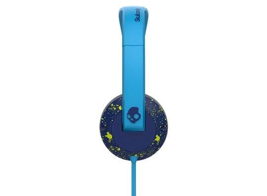 אוזניות קשת עם מיקרופון כחול Skullcandy UPROAR