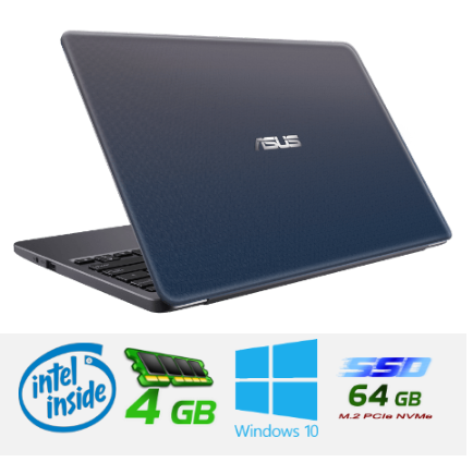 מחשב נייד ASUS E203NA-FD