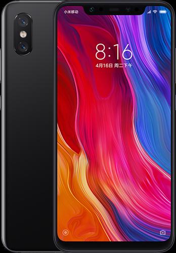 טלפון סלולרי Xiaomi Mi 8 64GB שיאומי