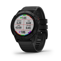 שעון דופק Garmin Fenix 6X Pro
