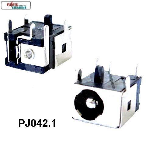 שקע טעינה למחשב נייד פוגיטסו - PJ042.1 Fujitsu Esprimo V5515 V5535 Lifebook N3530 AC DC JACK