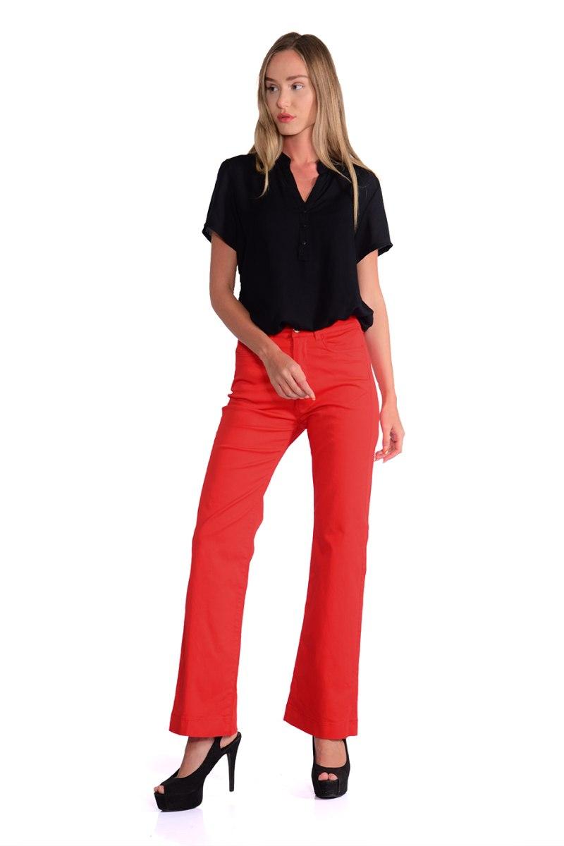 מכנס אדרי אדום