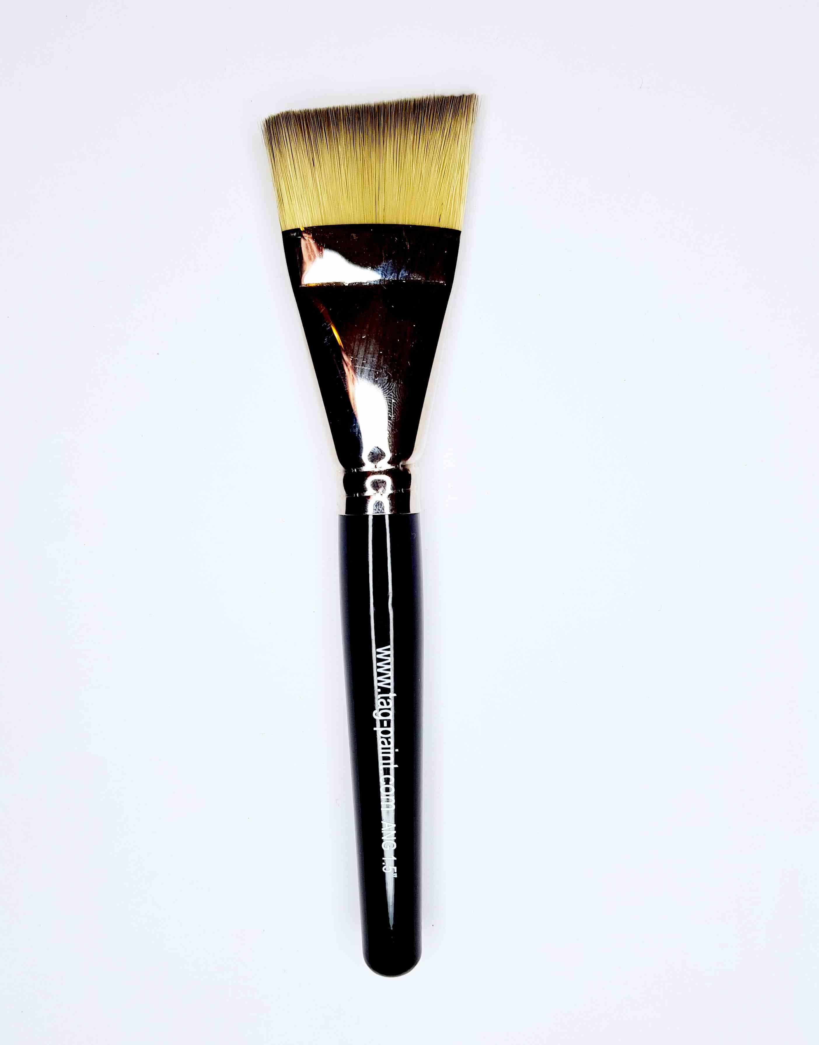 """שטוח מלוכסן    1.5""""  brush ang"""