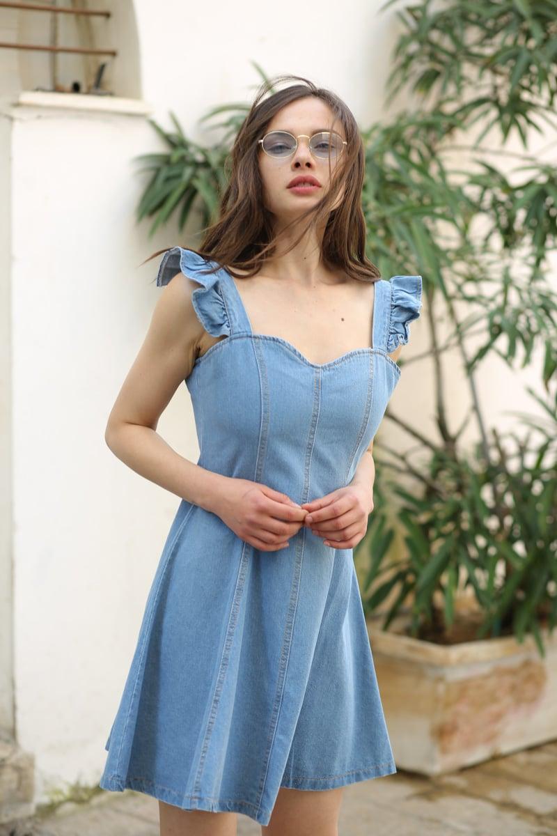 שמלת ג'ינס מליסה