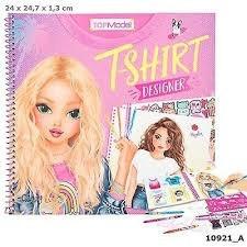 טופ מודל חוברת עבודה חןלצה טי שירת  T SHIRT TOP MODEL