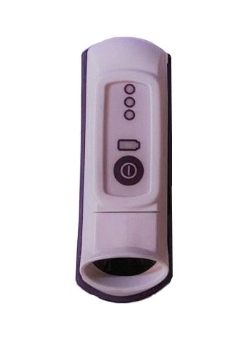 מכשיר ביופידבק נשימתי לטיפול במתח וחרדה [ללא תרופות]