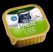 מעדן לחתול פלסיר בטעם סלמון 100 גרם