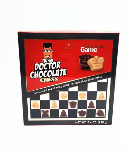 Doctor Chocolate Chess