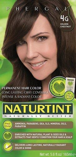 נטורטינט  4G צבע לשיער ערמונים מוזהב