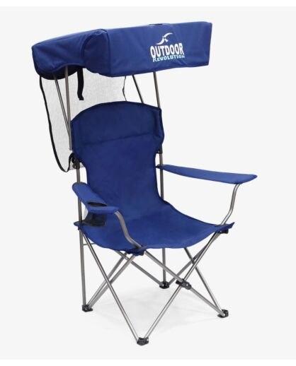 כיסא מתקפל עם גגון Outdoor MIAMI