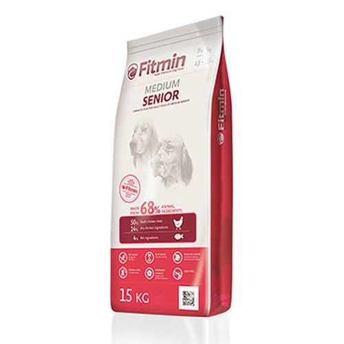 פיטמין מדיום סופר-פרימיום סניור לכלבים מבוגרים מגזע בינוני