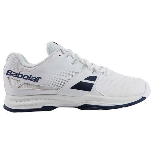 נעל טניס בבולט גברים Babolat SFX White Blue